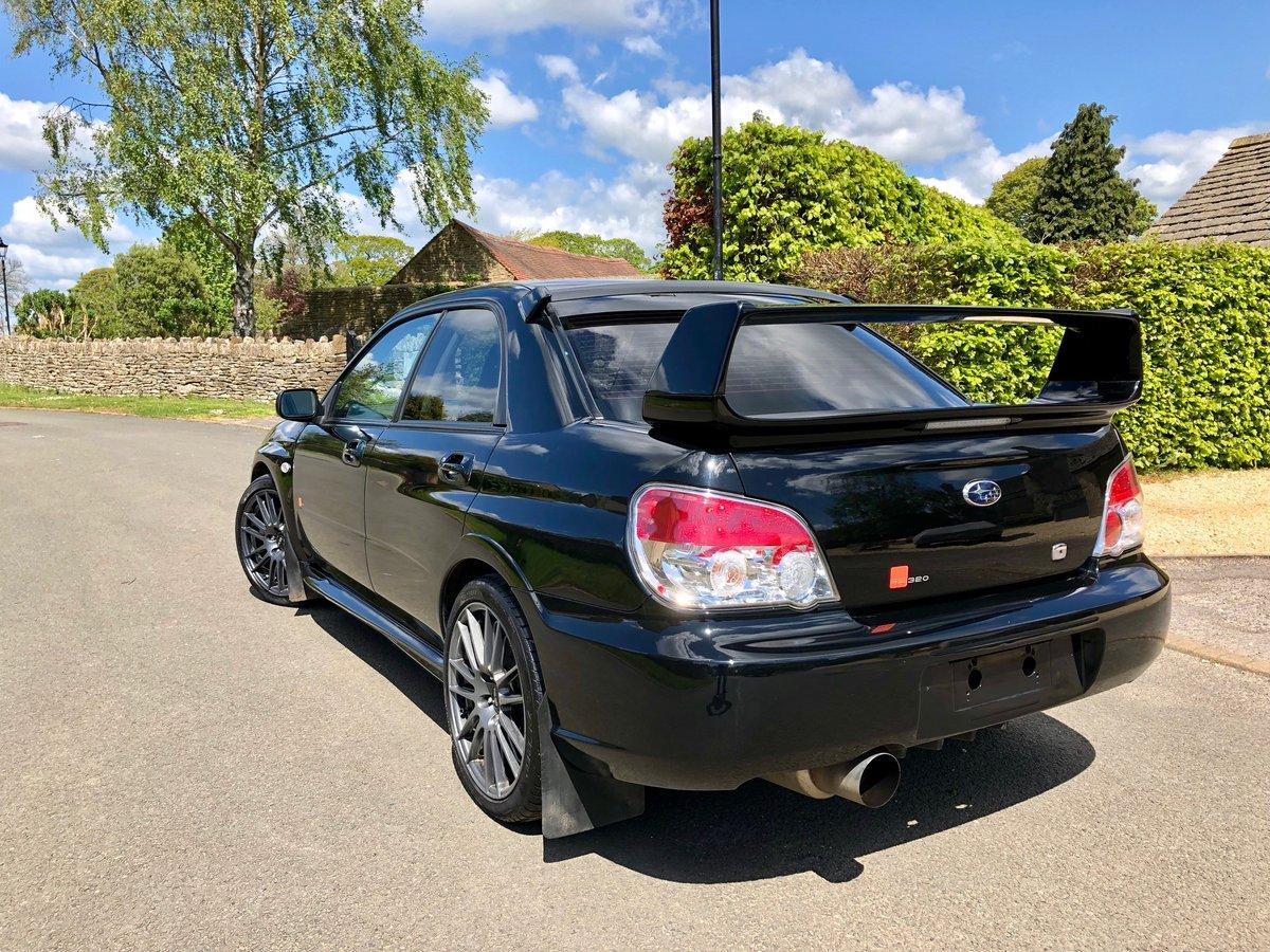 2007 Subaru Impreza RB320 Low Mileage Mint Condition For Sale (picture 2 of 6)