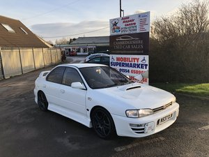 1995 Subaru Impreza WRX STI Auto Conversion by ScoobyCl For Sale