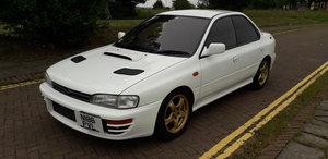 1996 SUBARU IMPREXA WRX RUST FREE JAPANESE IMPORT - HERE NOW  For Sale