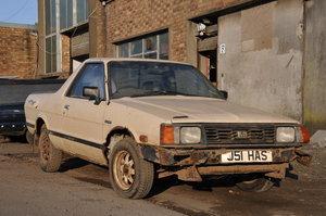 1991 Subaru MV 1800 Brat Pickup For Sale