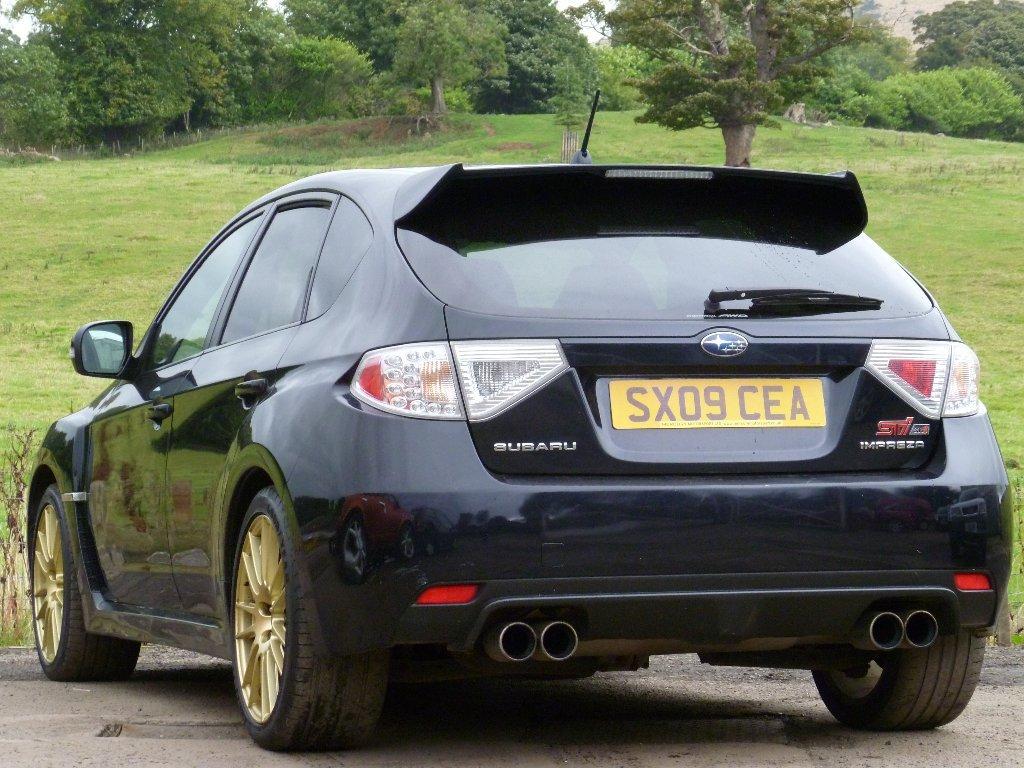 2009 Subaru Impreza For Sale (picture 4 of 6)