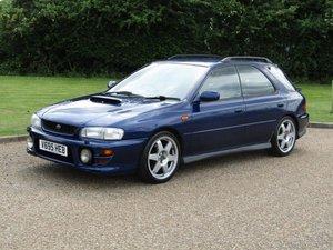 2000 Subaru Impreza Turbo 2000 AWD Estate at ACA 15th June  For Sale