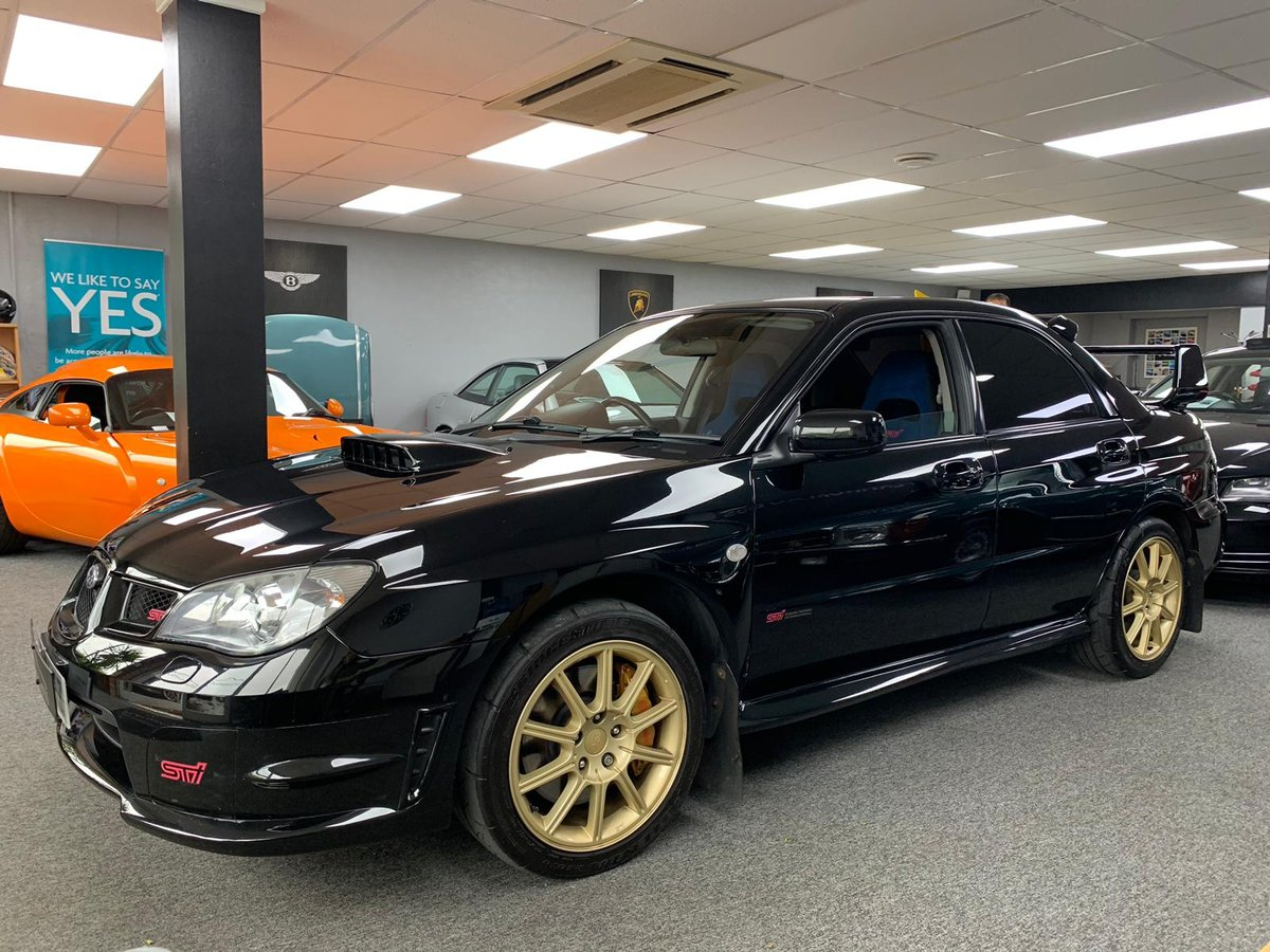 2006 Subaru Impreza 2.5 WRX STi For Sale (picture 1 of 6)