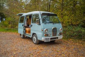 1998 Subaru Sambar Camper Van