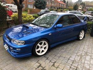 1999 Subaru Impreza wrx sti v5 type r For Sale