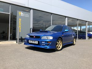 2000 Subaru Impreza WRX STi Sport Wagon LIMITED EDITION For Sale