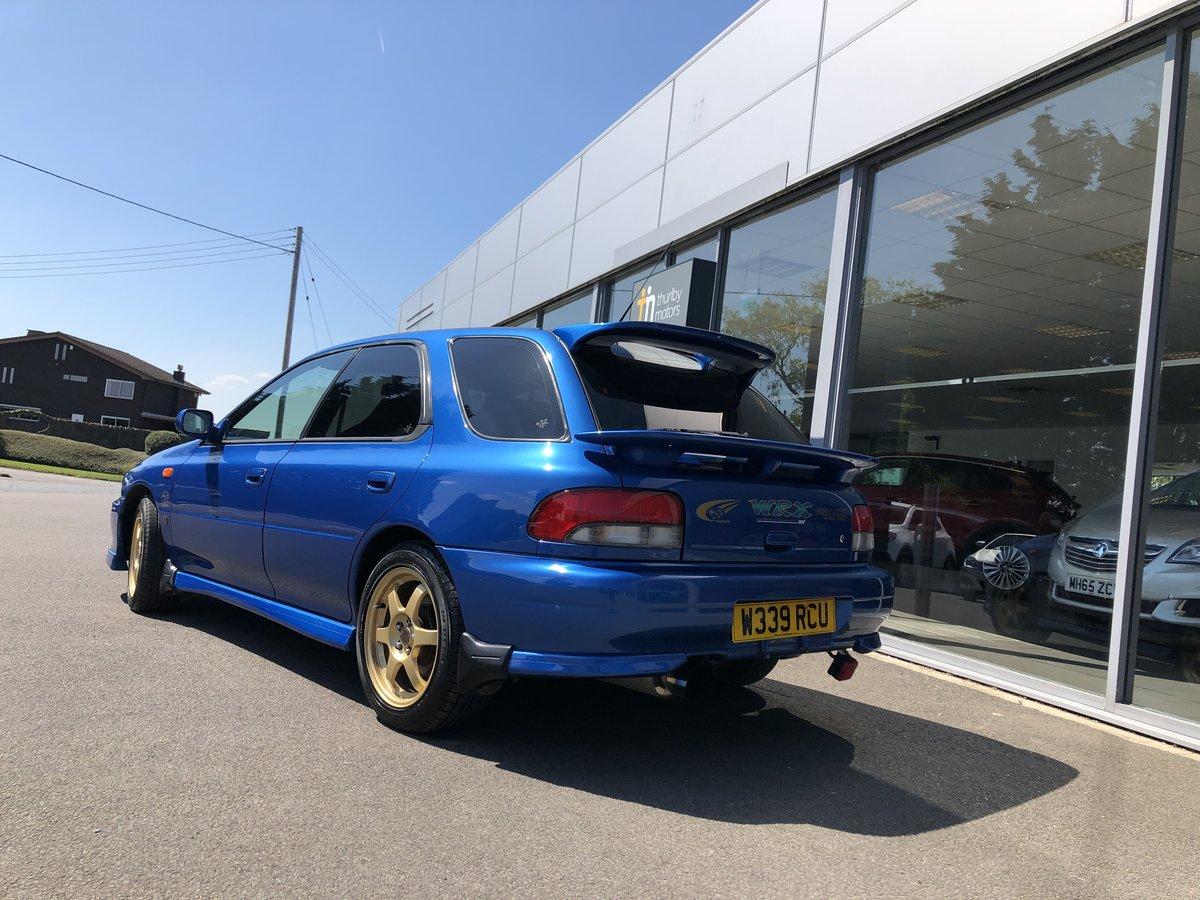 2000 Subaru Impreza WRX STi Sport Wagon LIMITED EDITION For Sale (picture 3 of 5)