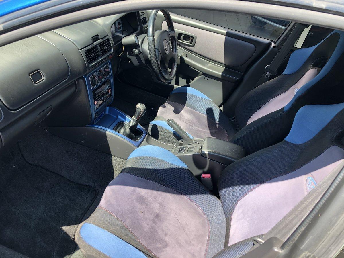2000 Subaru Impreza WRX STi Sport Wagon LIMITED EDITION For Sale (picture 5 of 5)
