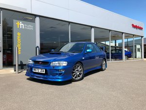 2000 Subaru Impreza P1 4D For Sale