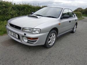 1998 Subaru Impreza 2000 Sport For Sale by Auction