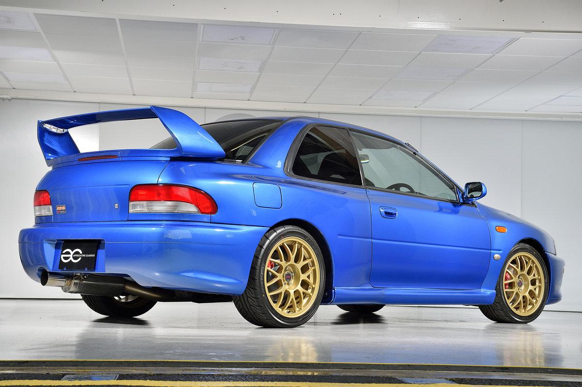 1998 Incredible Subaru Impreza 22B - Full Subaru History SOLD (picture 4 of 6)