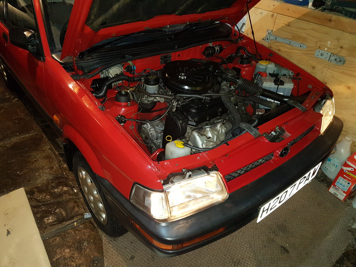 1991 Subaru Justy Incredible Condition & rare  For Sale (picture 5 of 5)