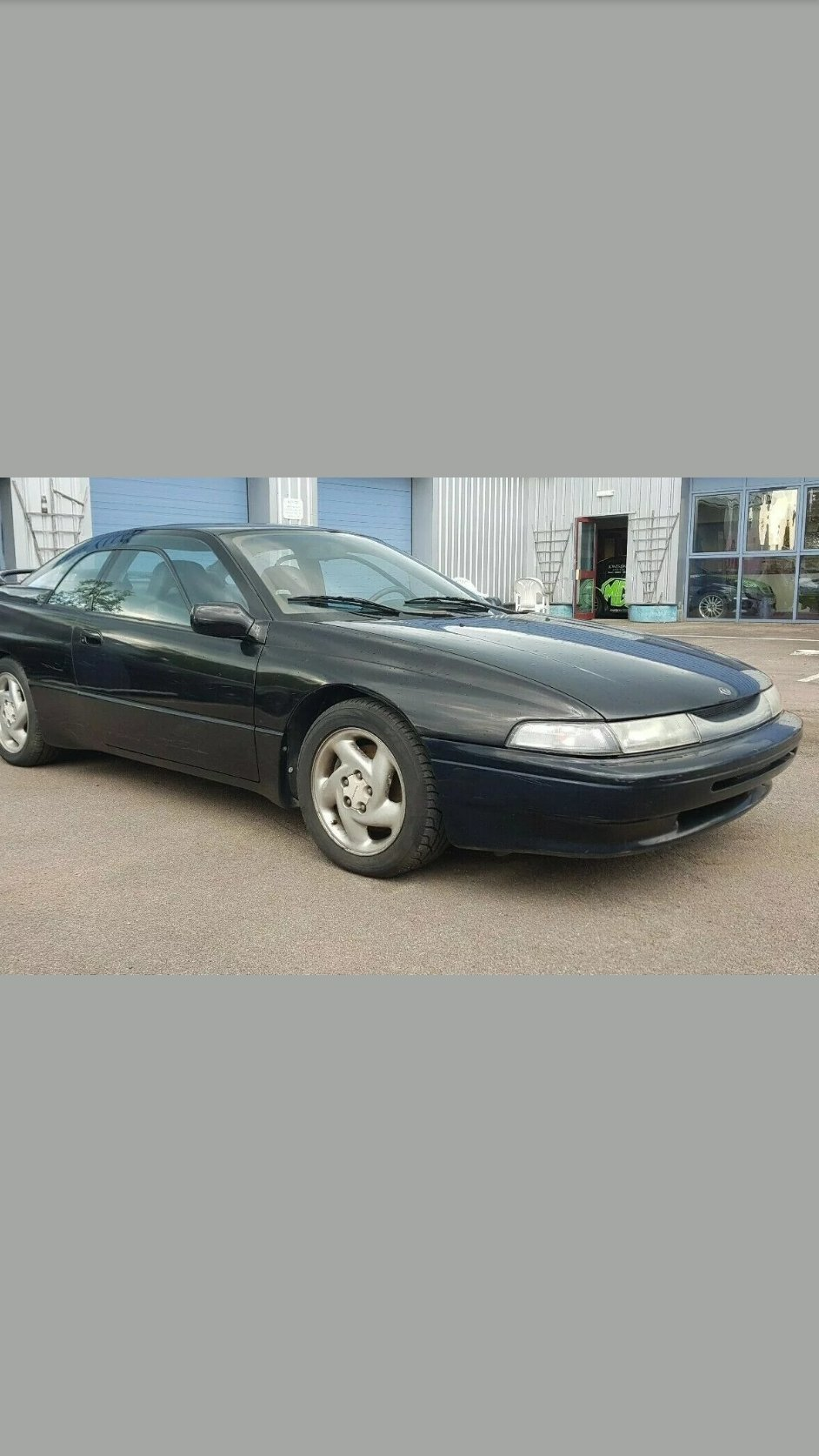 1992 Lhd subaru svx very rare in uk american spec For Sale (picture 2 of 2)