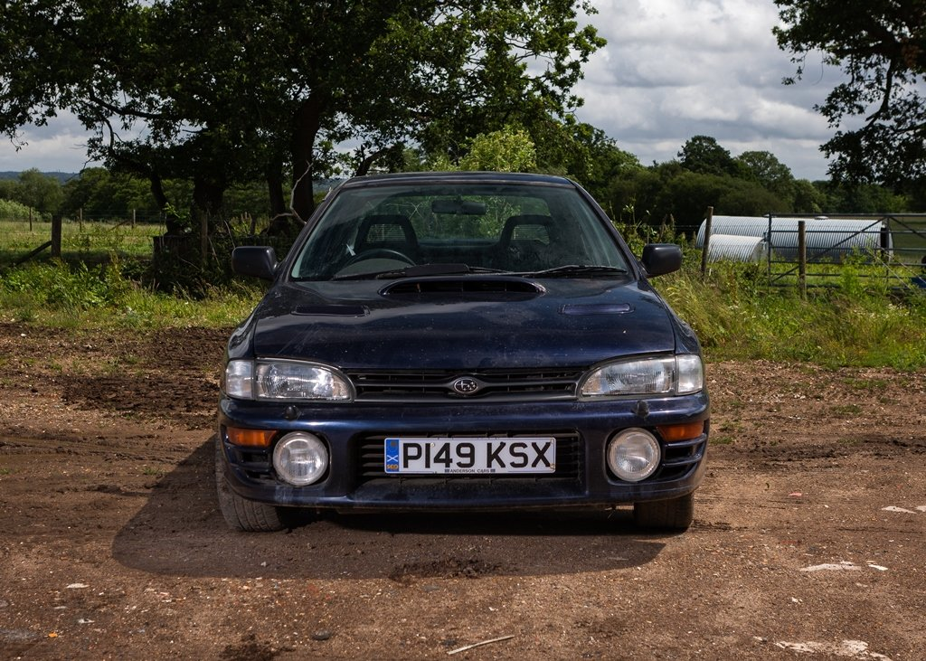 1996 Subaru Impreza Series McRae SOLD by Auction (picture 1 of 6)