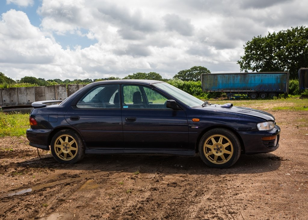 1996 Subaru Impreza Series McRae SOLD by Auction (picture 2 of 6)
