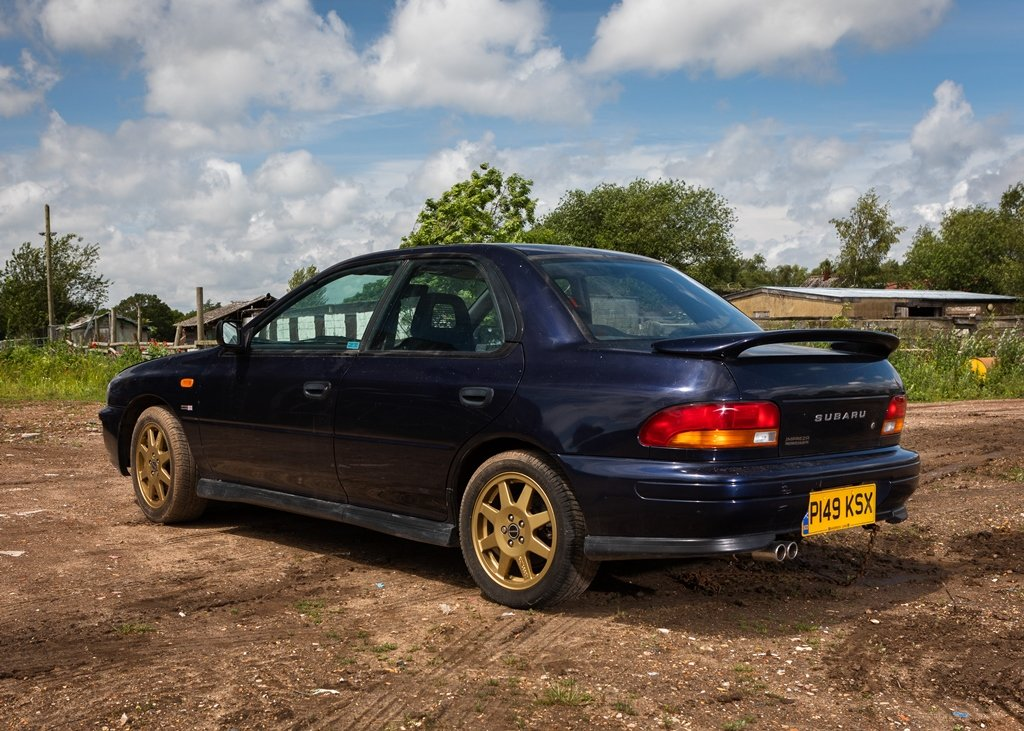 1996 Subaru Impreza Series McRae SOLD by Auction (picture 3 of 6)