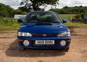1996 Subaru Impreza GL For Sale by Auction