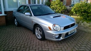 2001 WRX Impreza Turbo UK Car Totally Standard From New For Sale