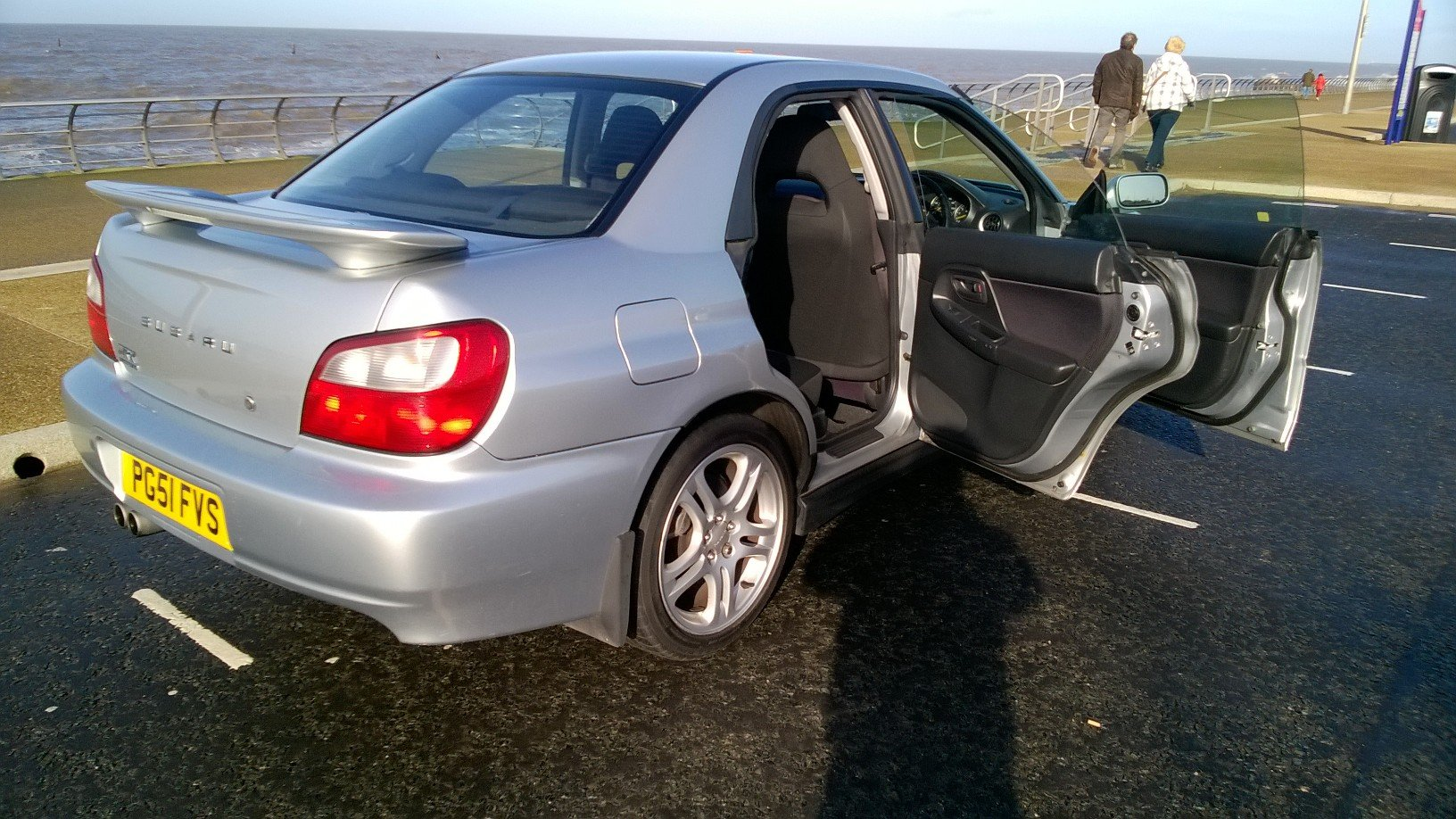 2001 WRX Impreza Turbo UK Car Totally Standard From New For Sale (picture 2 of 6)