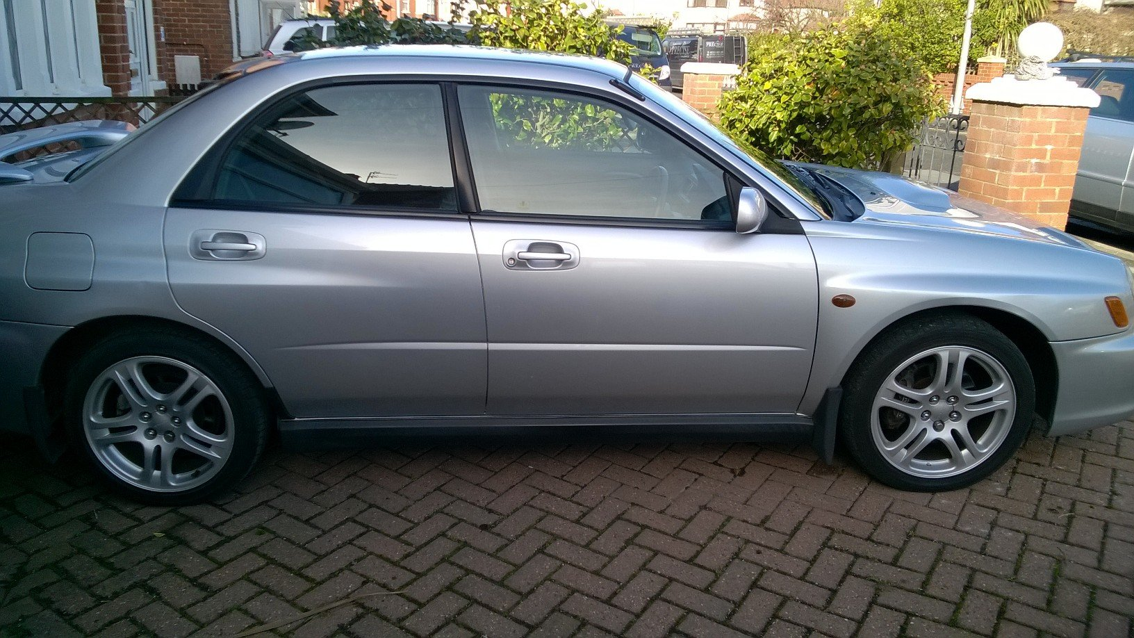 2001 WRX Impreza Turbo UK Car Totally Standard From New For Sale (picture 6 of 6)