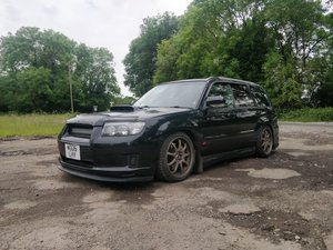 2006 Japanese Import Forester STI Modified 304bhp For Sale