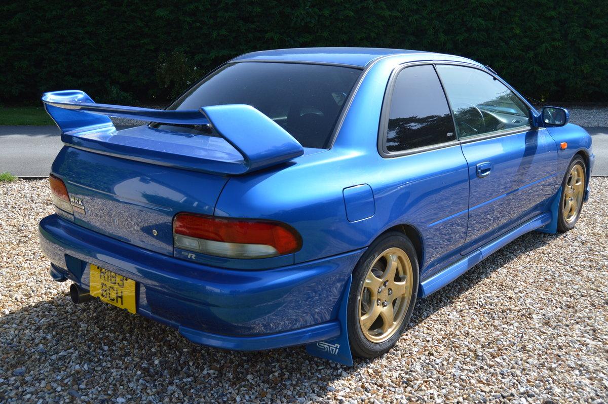 1998 Subaru Impreza Type R P1 SOLD (picture 3 of 6)