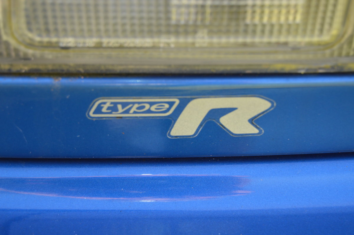 1998 Subaru Impreza Type R P1 SOLD (picture 6 of 6)