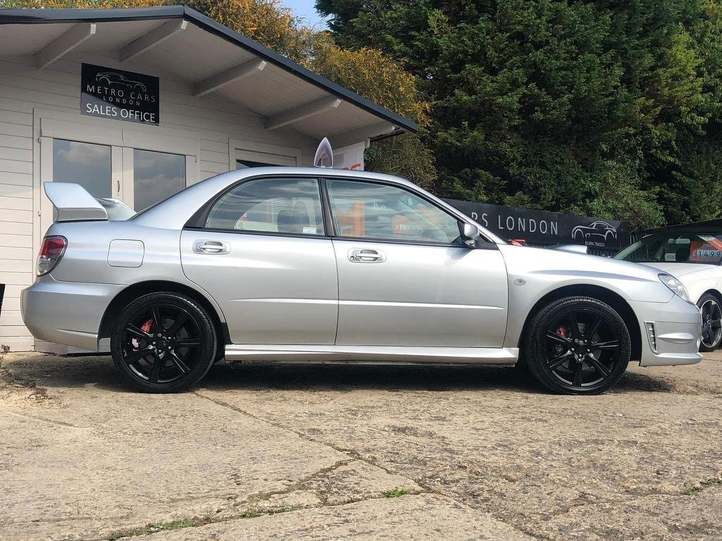 2007 Subaru Impreza 2.5 WRX 4dr RECENT TIMING BELT For Sale (picture 2 of 6)