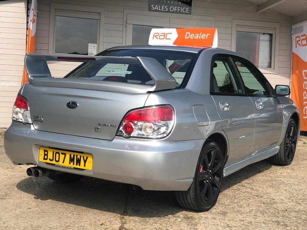 2007 Subaru Impreza 2.5 WRX 4dr RECENT TIMING BELT For Sale (picture 3 of 6)
