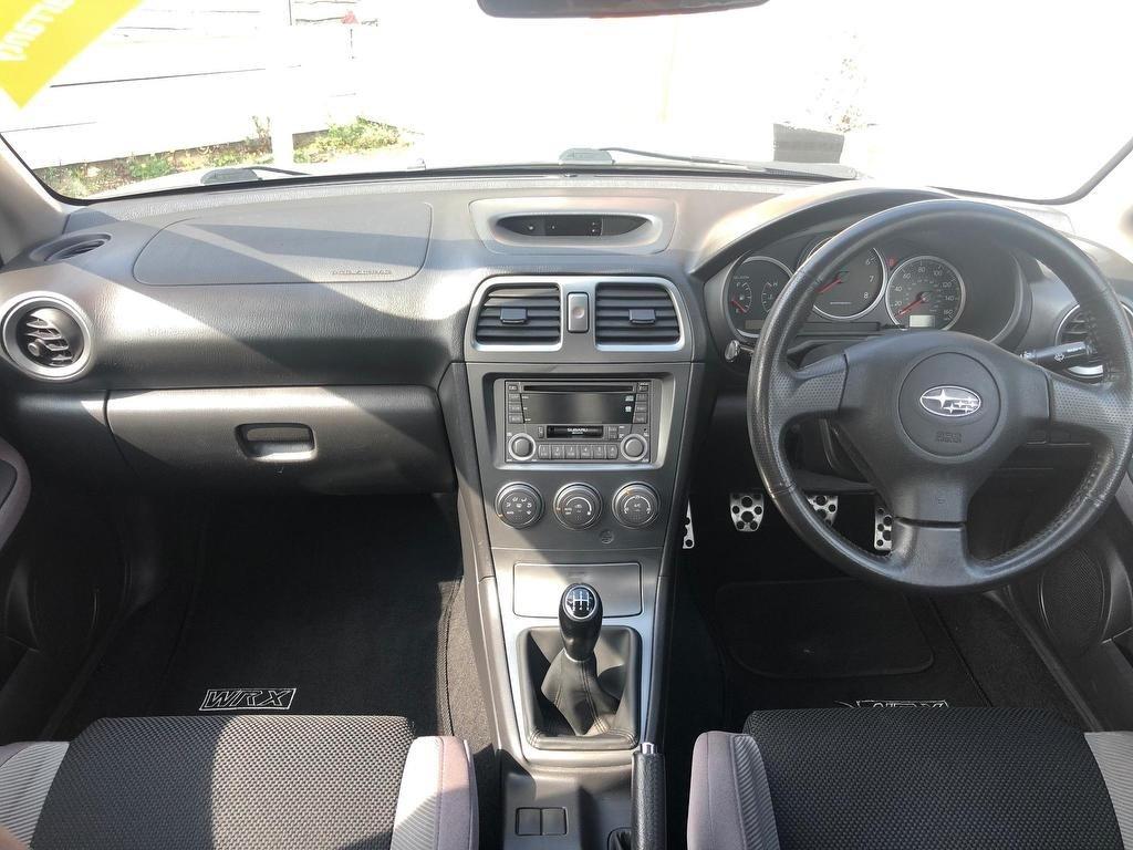 2007 Subaru Impreza 2.5 WRX 4dr RECENT TIMING BELT For Sale (picture 5 of 6)