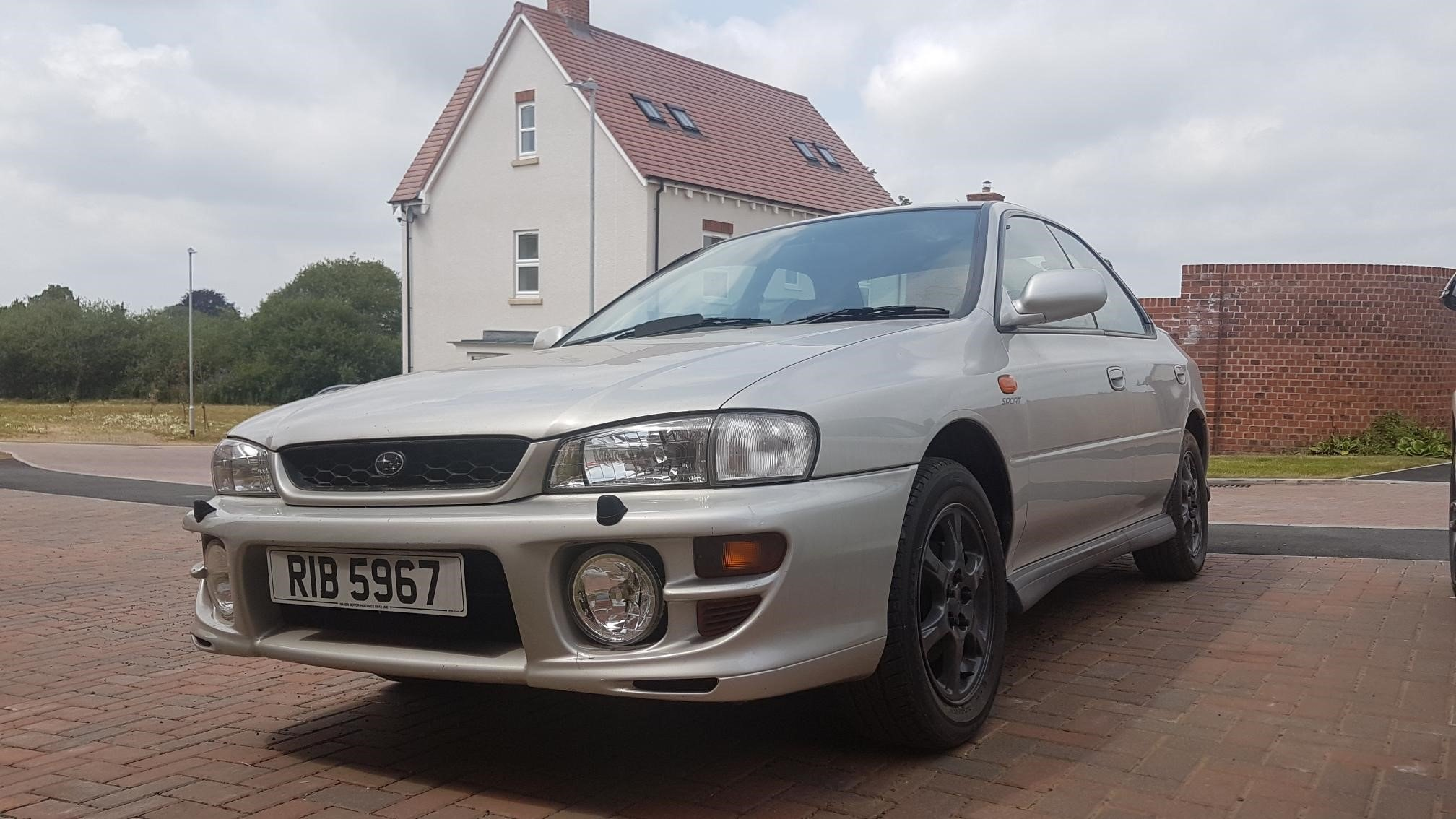 2000 Impreza Sport AWD  For Sale (picture 1 of 6)
