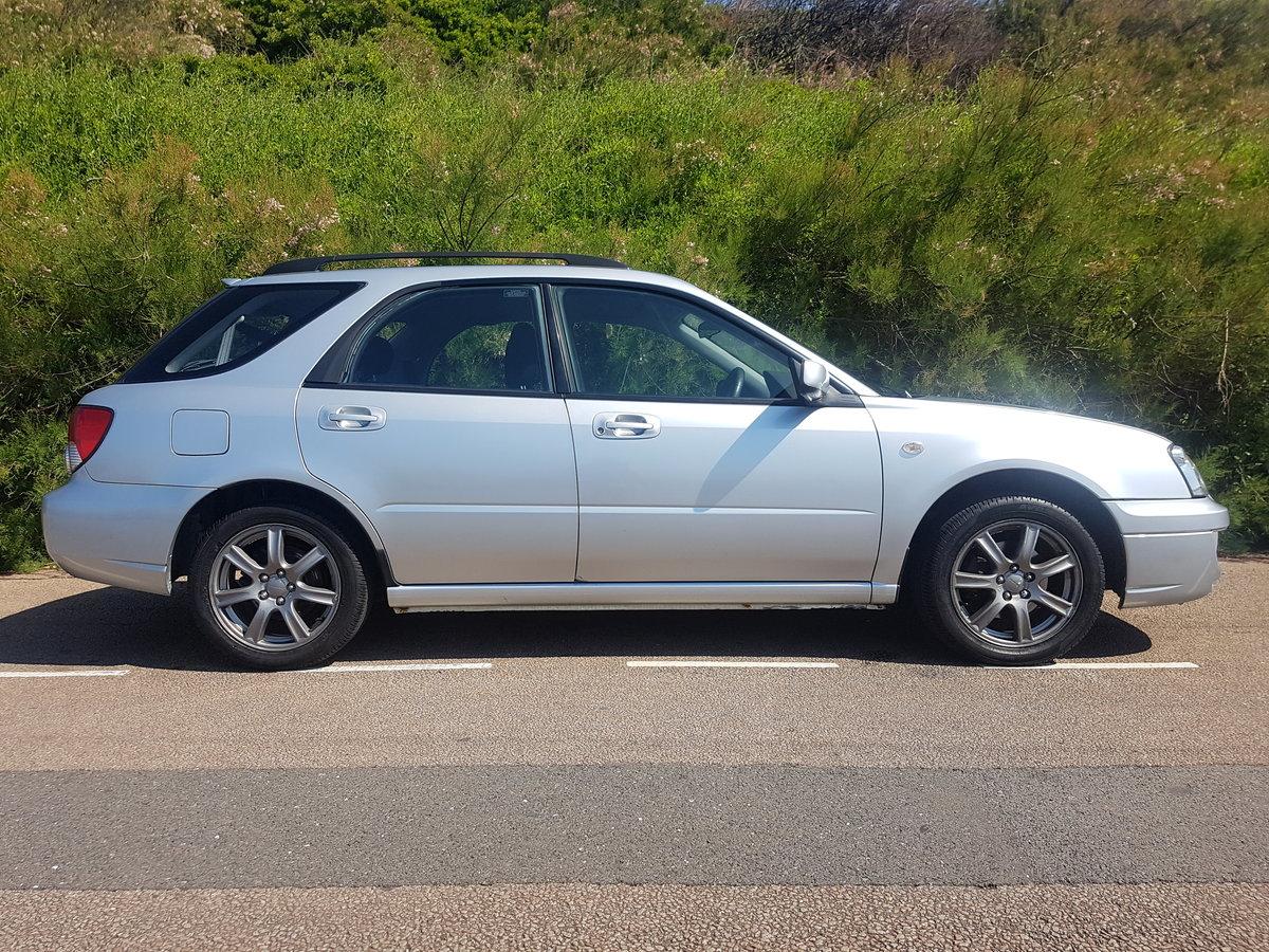 2005 Subaru Impreza,mint condition,non turbo,long Mot  For Sale (picture 1 of 6)