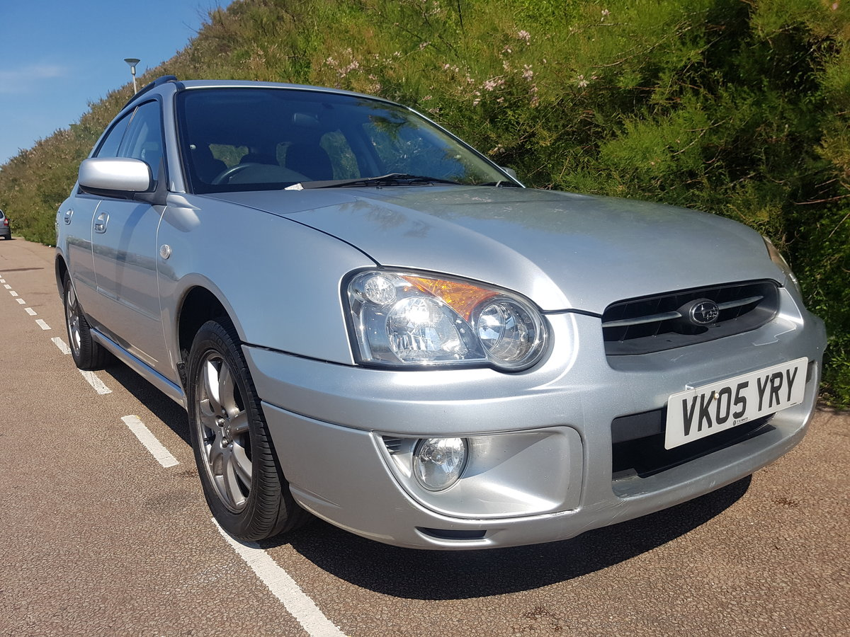 2005 Subaru Impreza,mint condition,non turbo,long Mot  For Sale (picture 2 of 6)