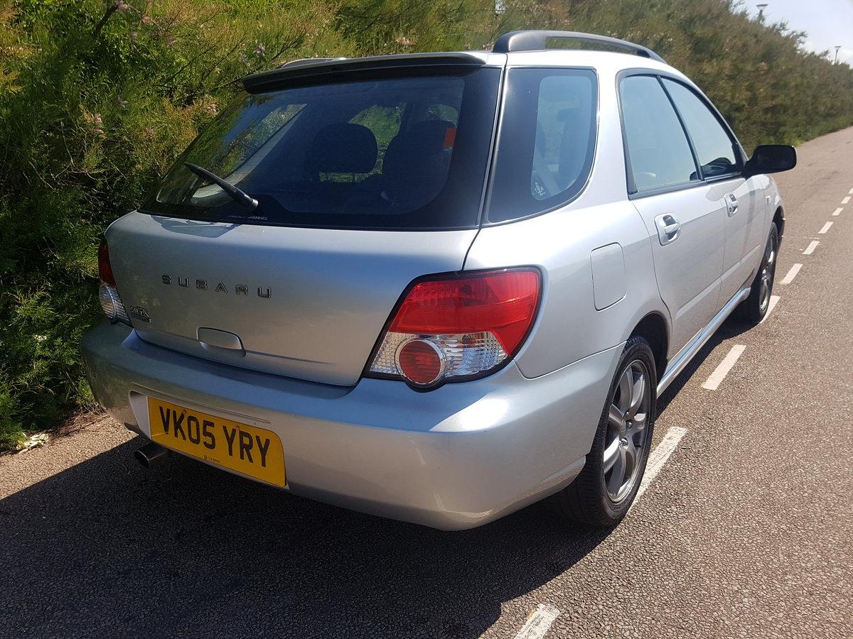 2005 Subaru Impreza,mint condition,non turbo,long Mot  For Sale (picture 3 of 6)