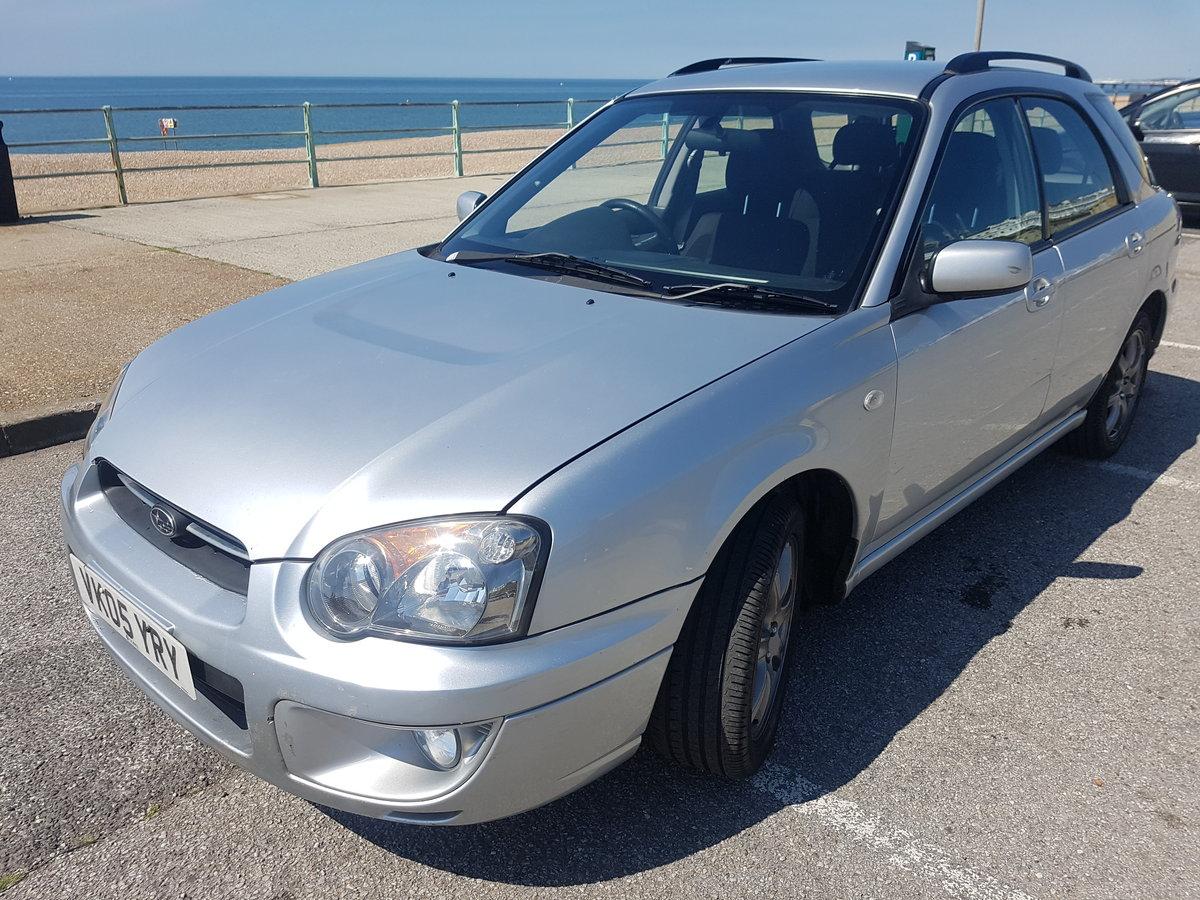 2005 Subaru Impreza,mint condition,non turbo,long Mot  For Sale (picture 4 of 6)