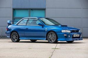 2001 Subaru Impreza P1 For Sale by Auction