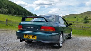 Subaru impreza uk turbo 2000 facelift saloon  1999 For Sale