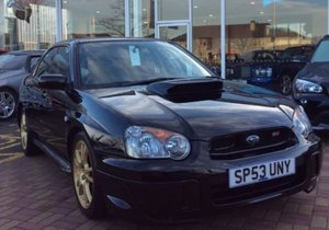2003 Subaru Impreza WRX STi For Sale