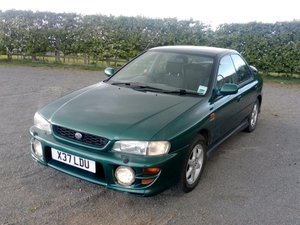2000 Subaru Impreza Sport For Sale by Auction