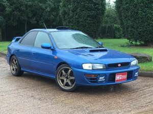 1997 Subaru impreza wrx sti type ra 555 For Sale