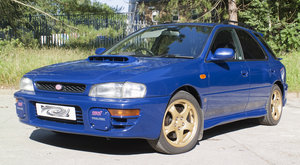 1997 Impreza WRX STi 555 Ver III V-Limited For Sale