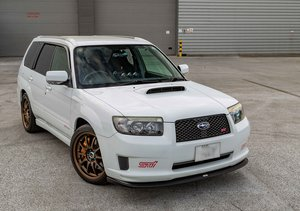 2006 Subaru Forester STI 72,398 miles from new For Sale