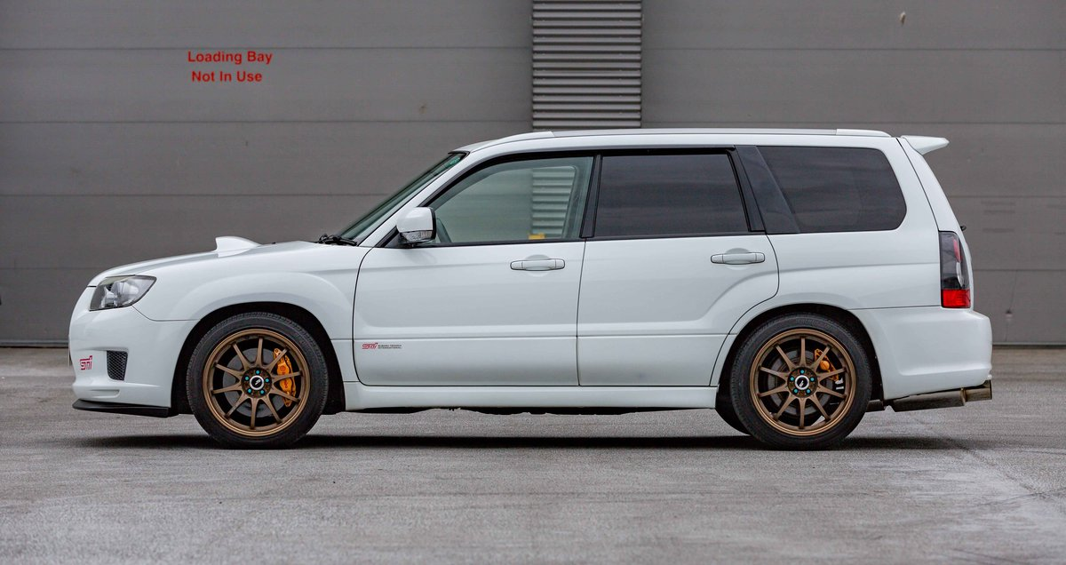 2006 Subaru Forester STI 72,398 miles from new SOLD (picture 2 of 6)
