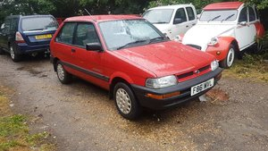 1990 Subaru Justy For Sale