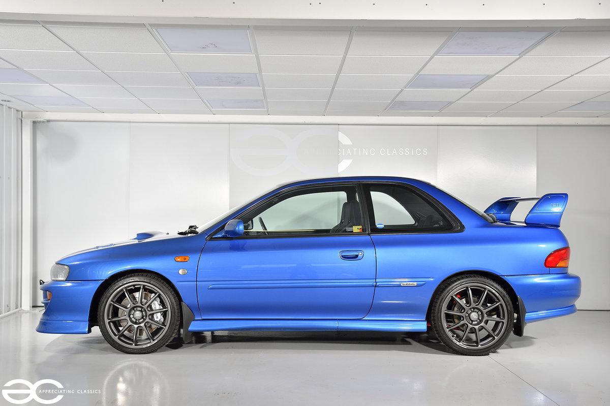 2000 Beautiful Subaru Impreza P1 - 32k Miles - Full History For Sale (picture 3 of 6)