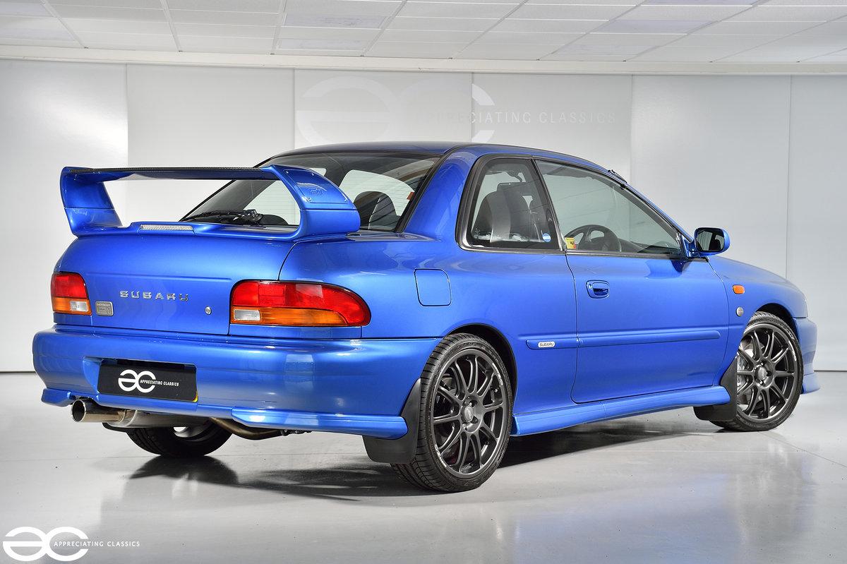 2000 Beautiful Subaru Impreza P1 - 32k Miles - Full History For Sale (picture 4 of 6)