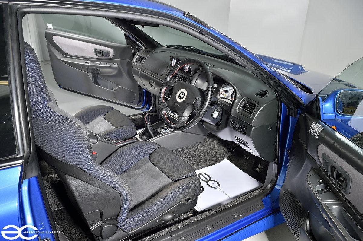 2000 Beautiful Subaru Impreza P1 - 32k Miles - Full History For Sale (picture 5 of 6)