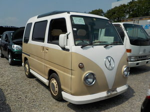 1995 SUBARU SAMBAR 660CC MINI RETRO CAMPER VAN * LOW MILES * For Sale