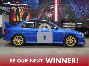 Win This Subaru Impreza P1
