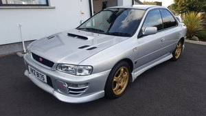 1997 Subaru Impreza WRX STI V4 with engine rebuild
